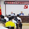 广西民族文化产业发展研究会第二届会员大会在南宁召开